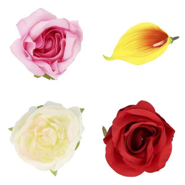 Kwiaty Sztuczne Glowki Wyrobowe